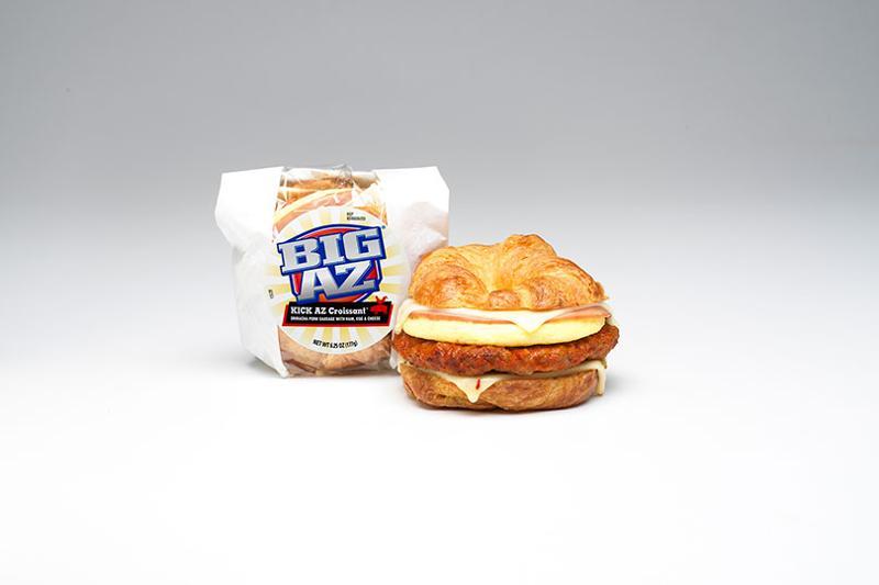 big az croissant sandwich