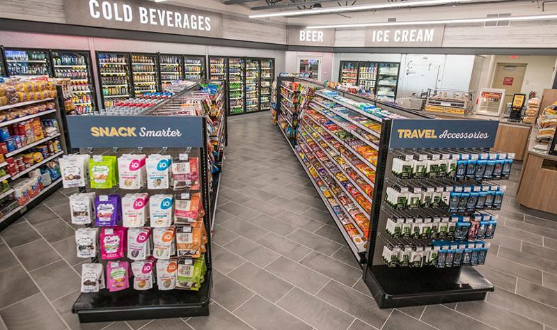 meijer convenience store interior
