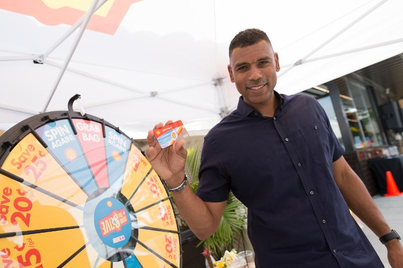 shell select allan houston