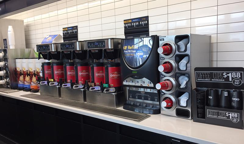 Walmart Gas Station Near Me >> A Look Inside The New Walmart Fuel Station