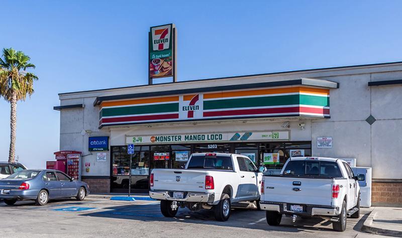 7-Eleven Bakersfield