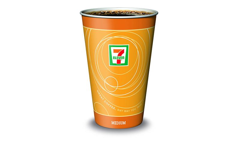 7-eleven coffee