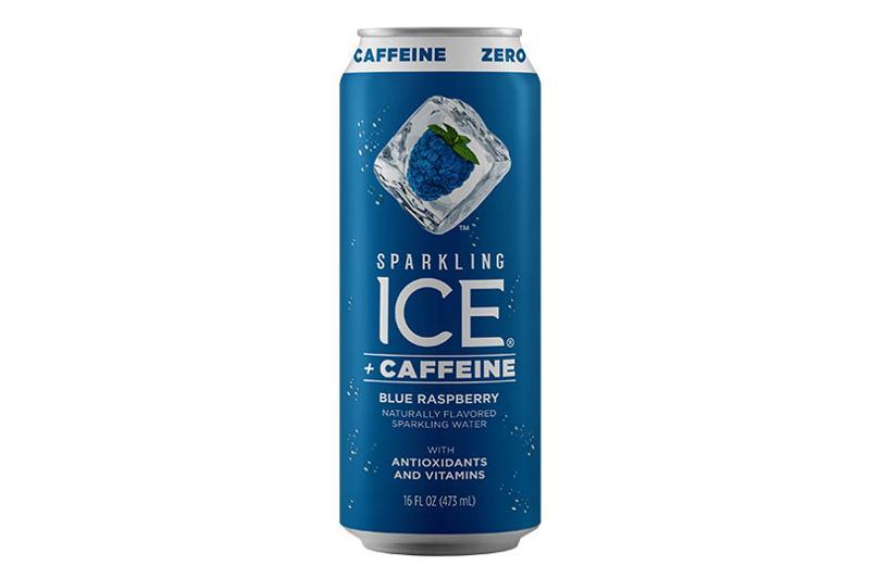 sparkling ice caffeine drink