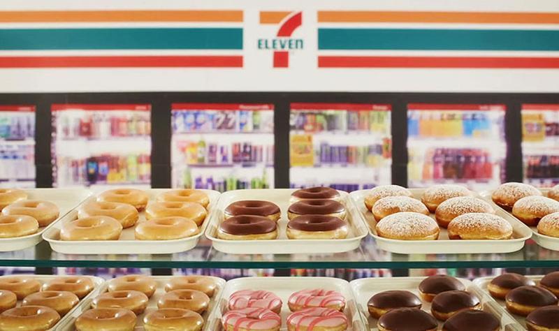 7-Eleven doughnuts