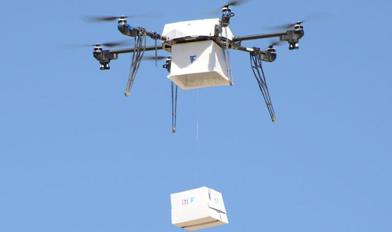 7-Eleven drone delivery