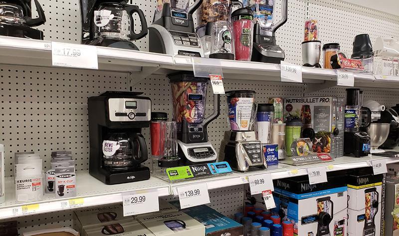 target appliances