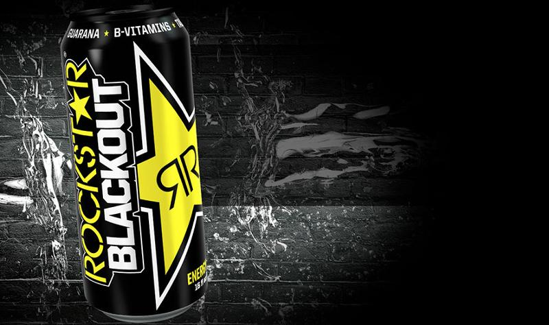 blackout rockstar energy