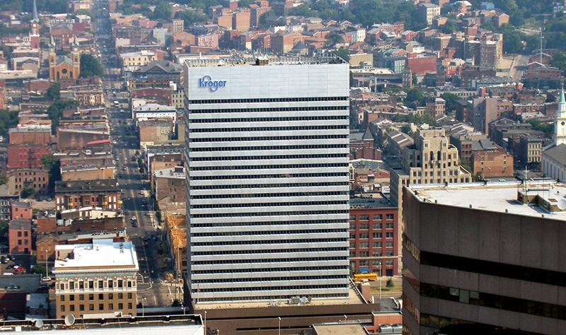 Kroger Building Cincinnati