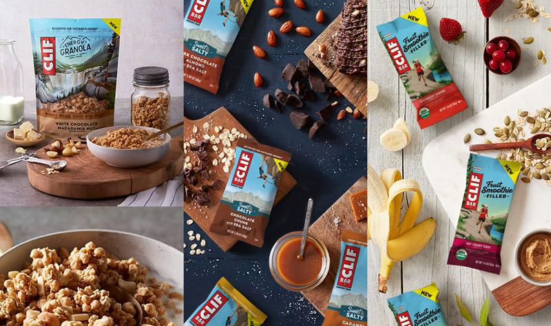 clif products cover