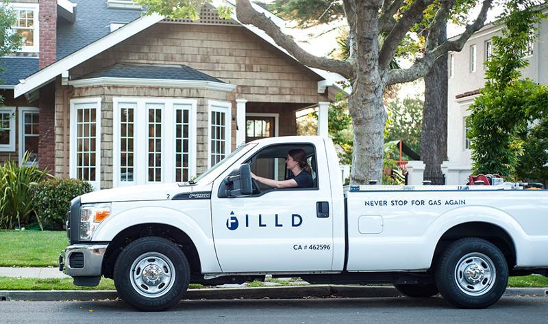 Filld truck