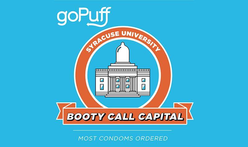 gopuff booty call capital