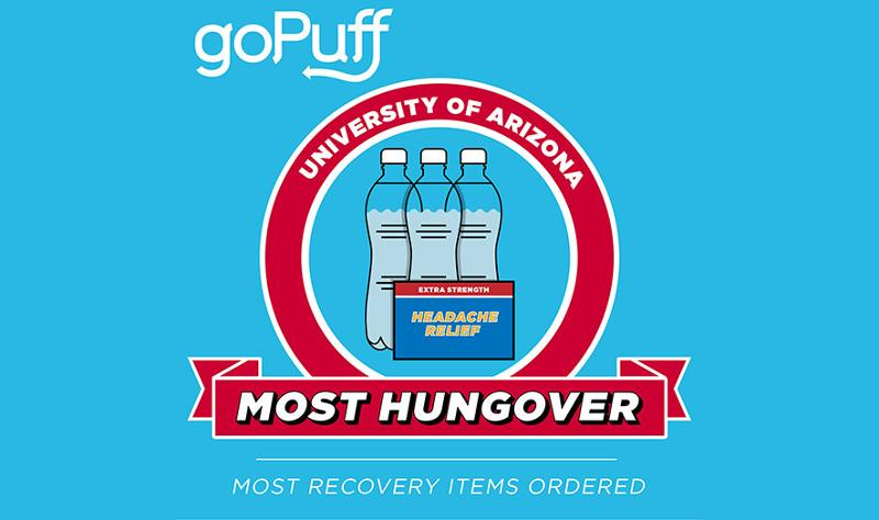 gopuff most hungover