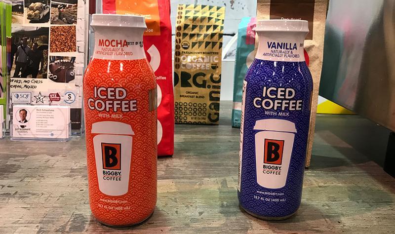 biggby iced coffee