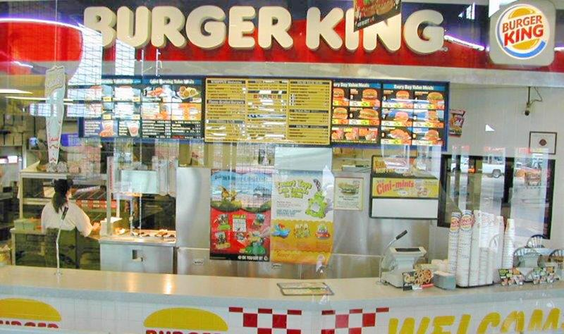 old burger king