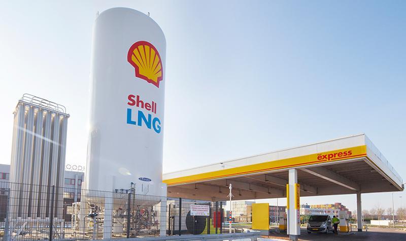 Shell Rotterdam