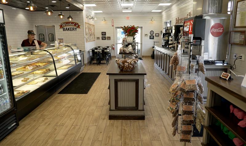 Weikel's Bakery – Brehnam, TX