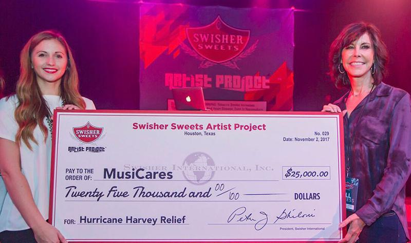 swisher harvey relief