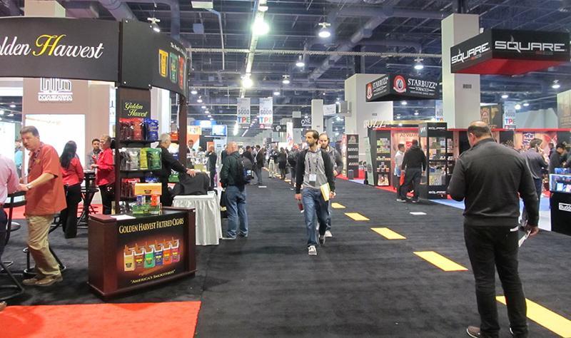 TPE Show Floor