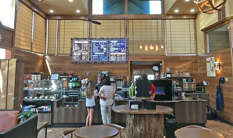 texacona coffee lodge