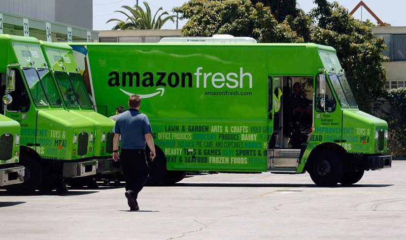 Amazon fresh distributor