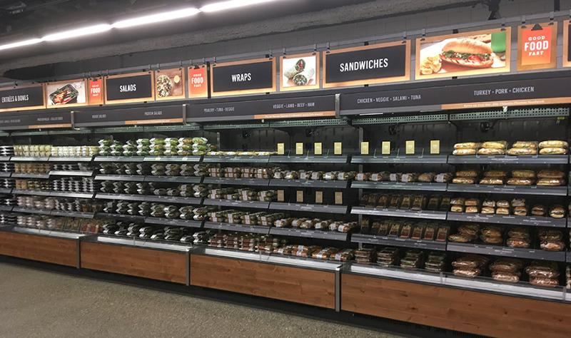 amazon go fresh foods