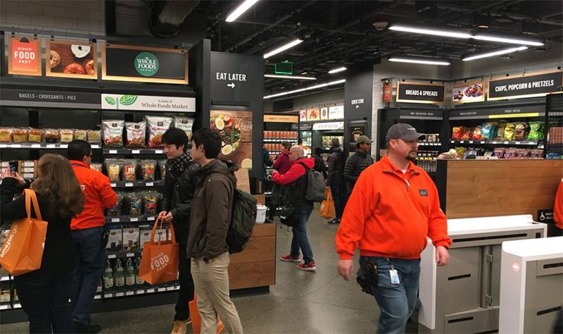 amazon go inside