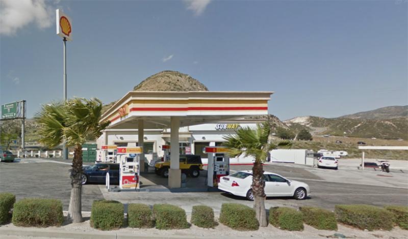 Anabi Oil convenience store 2