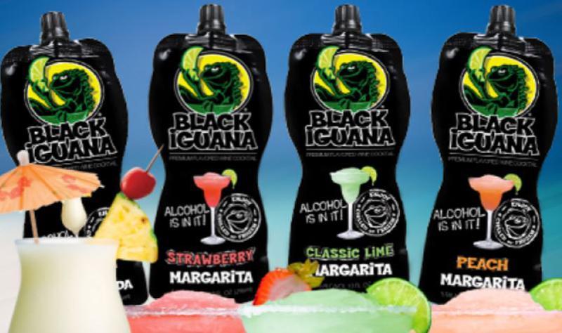 Black iGuana Cocktail