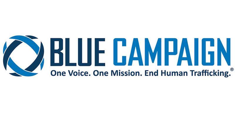 blue campaign logo