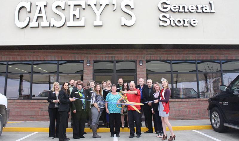 New Casey's store