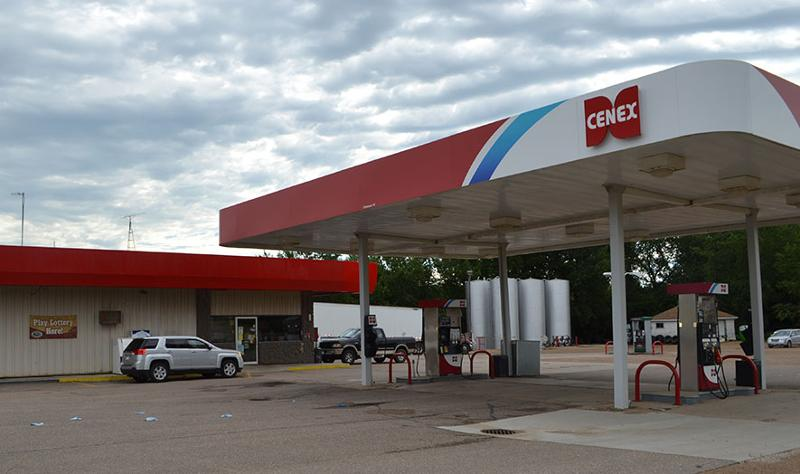Cenex Ampride gas station