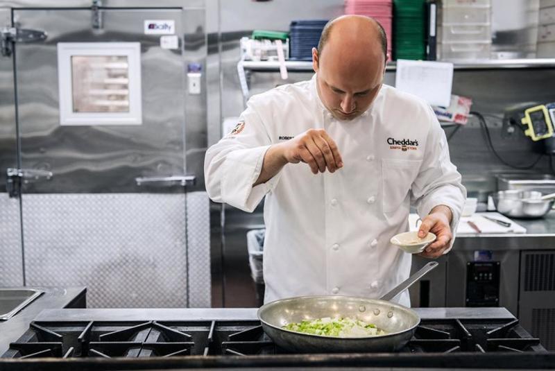 Cheddar's Scratch Kitchen chef