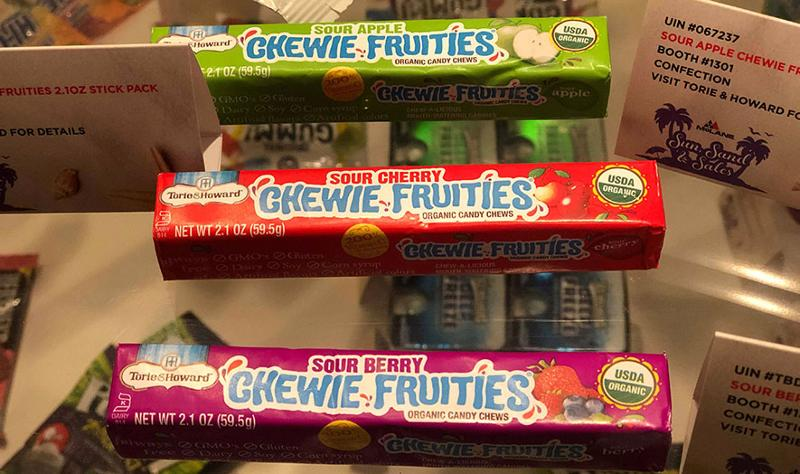 torie and howard chewie fruities