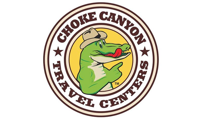 Choke Canyon Travel Center logo