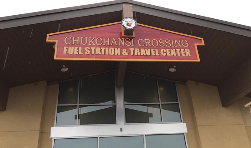 chukchansi crossing fuel & travel center