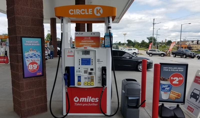 circle k dispenser csp daily news