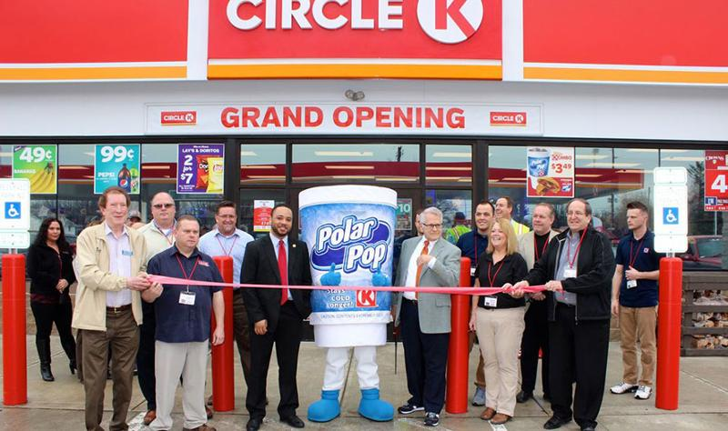 Circle K staff
