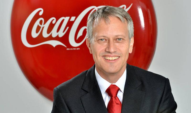 James Quincey Coca-Cola CEO