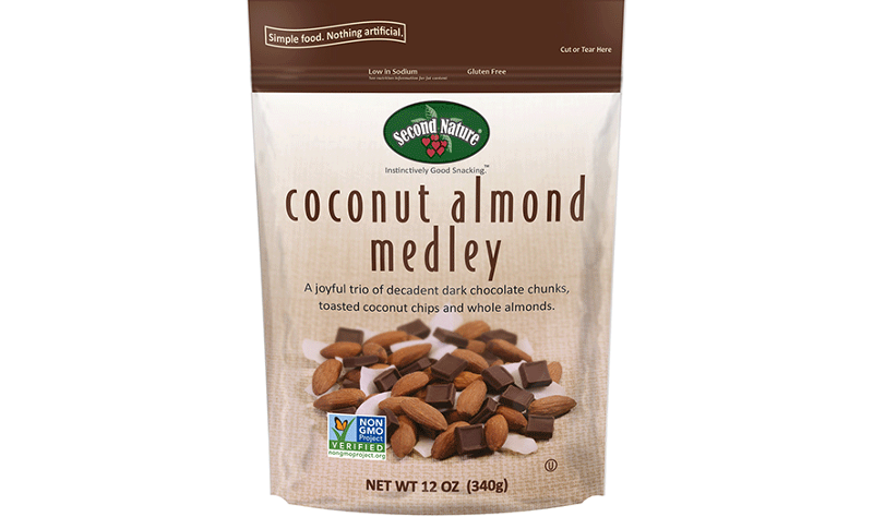 Coconut Almond Medley