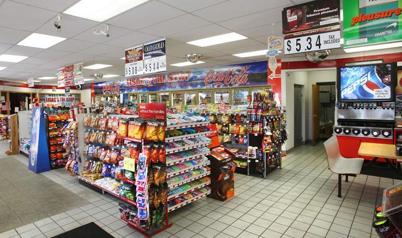 Generic convenience store