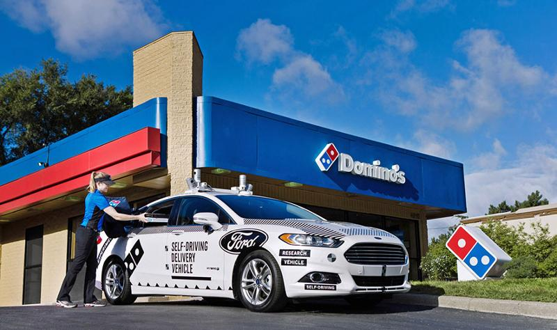 Domino's Pizza Ford trial