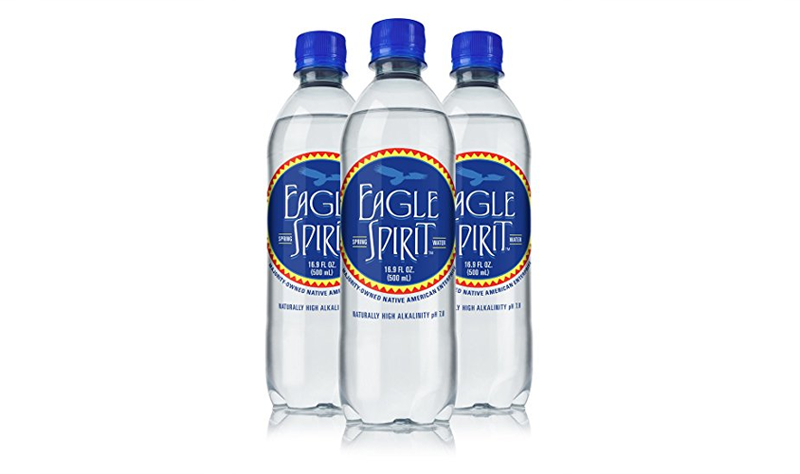 eagle spirit water