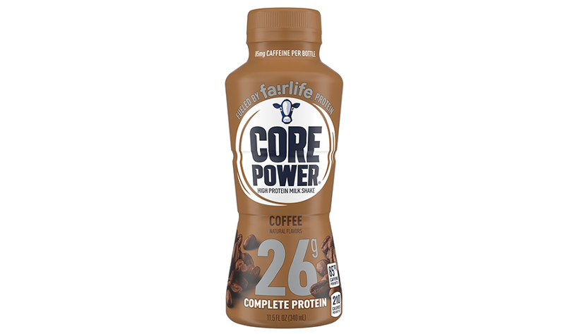 fairlife core power complete protein