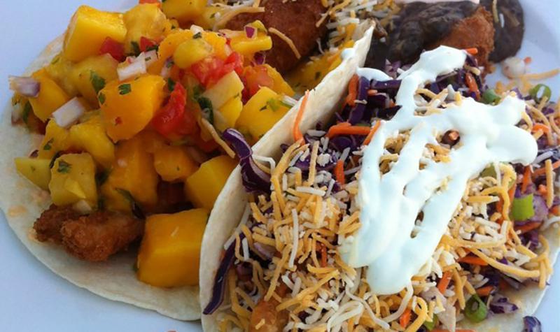 Tioga Gas Mart World Famous Fish Tacos