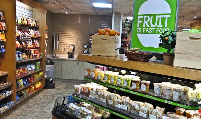 fresh c-store food
