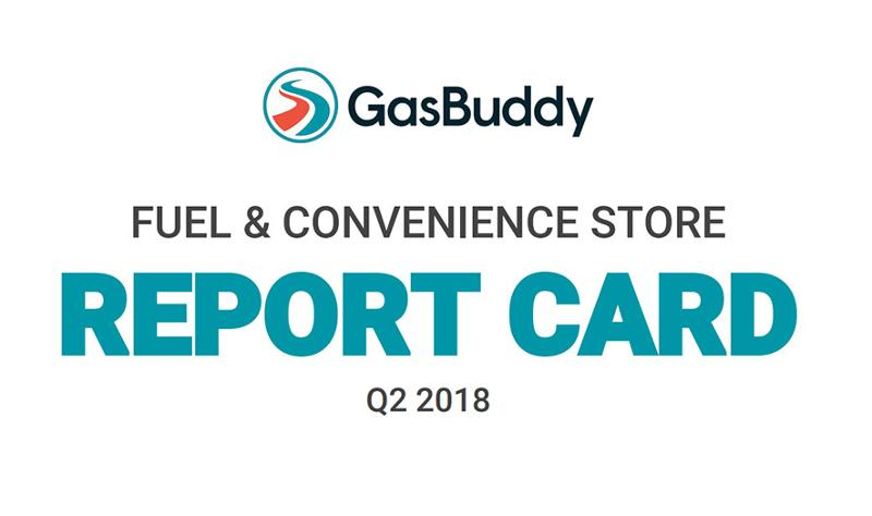 gas buddy report card