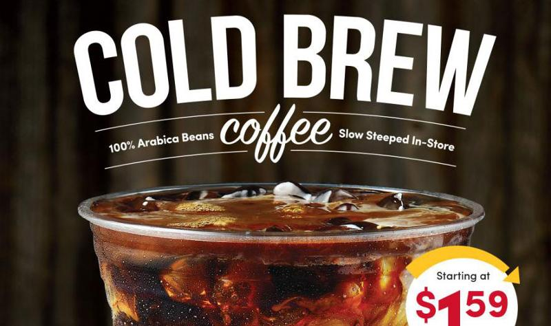 GetGo cold brew coffee