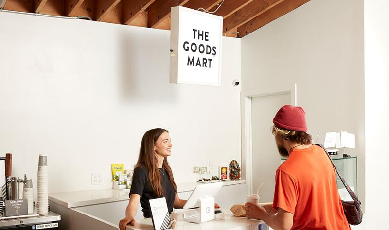 the goods mart counter
