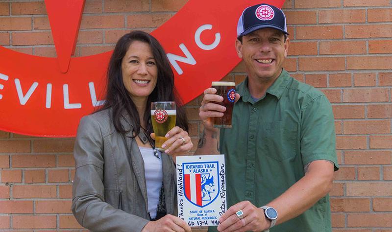 highland brewing sponsor