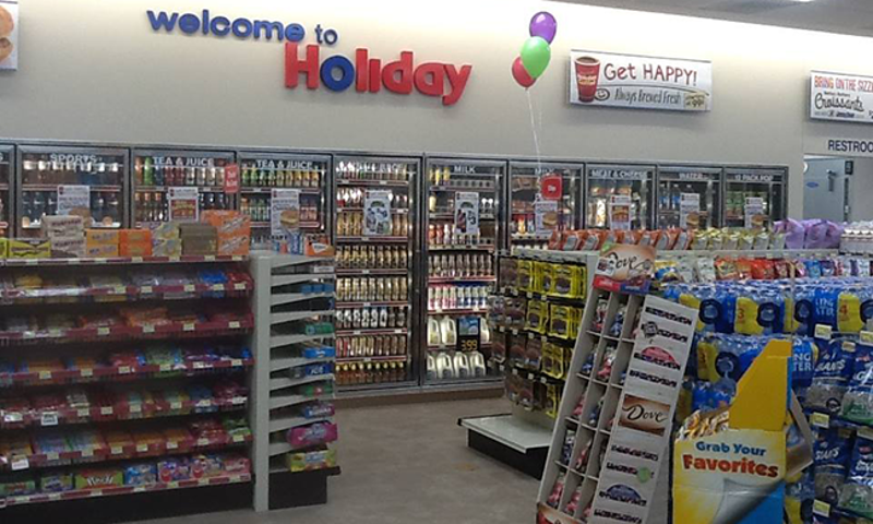 Holiday Pantry convenience store 5